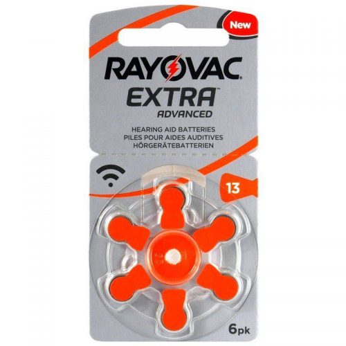 Rayovac Extra Advanced 13 batterier til nye jegern